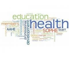 Staff Required For Health And Education Department In Company Lahore