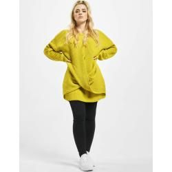 Photo of Urban Classics pullover women wrapped in yellow Urban Classics