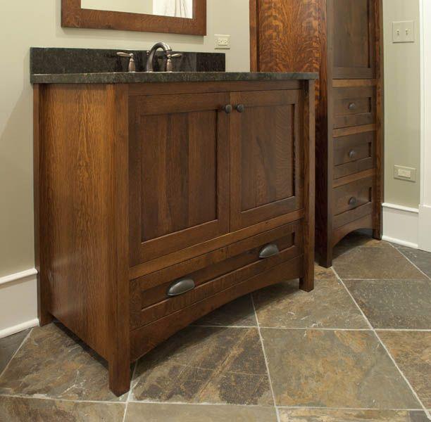 Bathroom Cabinets Greene S Amish Furniture Bathroom Vanity