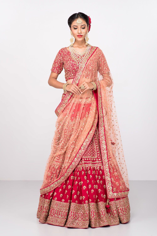 India\'s largest fashion rental service | lehen | Pinterest | Bridal ...