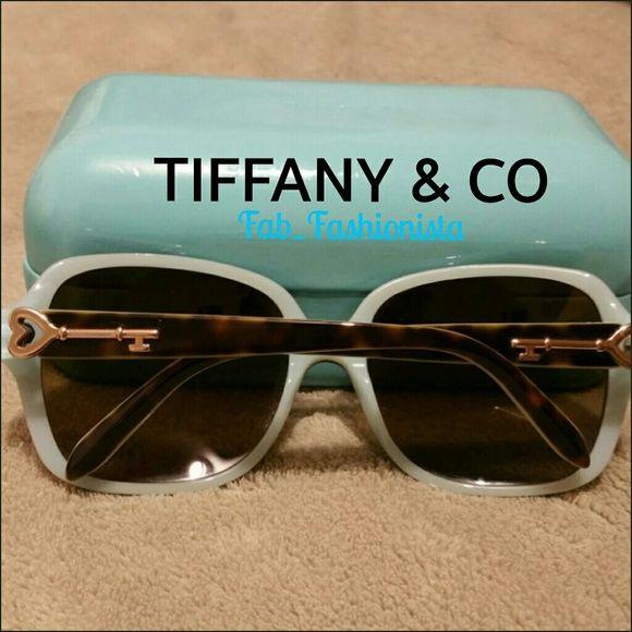 d55c95aea9f3 Tiffany   Co. Accessories - Authentic TIFFANY   CO Heart   Key ...