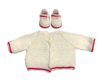 Photo of Baby knit jacket baby wool cardigan knit newborn sweater winter toddler sweater knit toddler jacket gray wool coat warm hand knit sweater