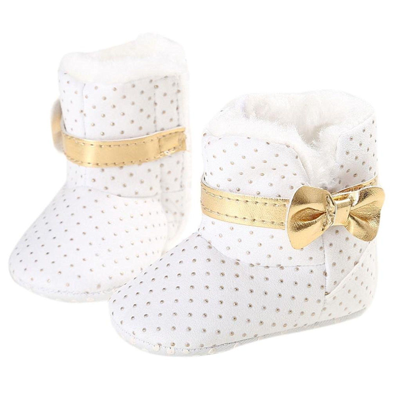Amazon Iuhan New Baby Toddler Infant Girl Snow Boots Soft Sole