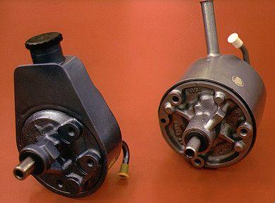Saginaw Power Steering Pump Swap on 302/351W F-Series/Bronco