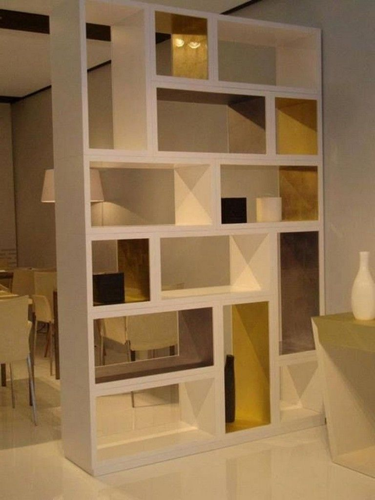 81 Unbelievable Room Dividers And Separators With Selves De
