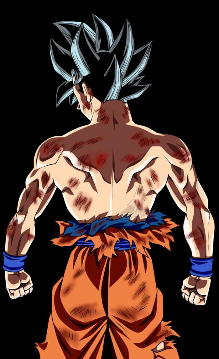 Son Goku Nueva Transformacion Dbs By Jaredsongohan Dragon Ball Art Goku Dragon Ball Super Manga Anime Dragon Ball Super