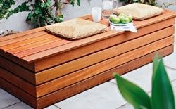 Images Of Patio Bench Link Type Free Plans Wood Source