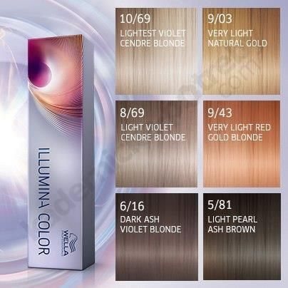 Illumina hair color shades google search also wella professionals palette rh pinterest
