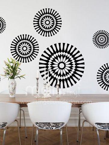 Vinilo abanicos vinilos decorativos vinilos vinilo vinilos adhesivos vinilos decorativos - Decoracion paredes vinilos adhesivos ...