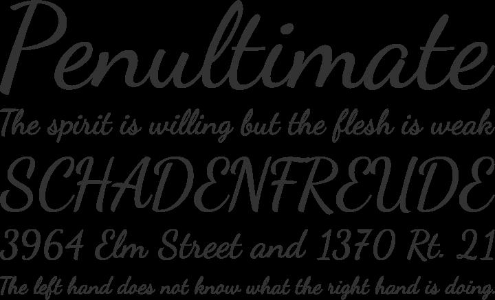 Free Font Dancing Script OT by Impallari Type | Font Squirrel | EM ...