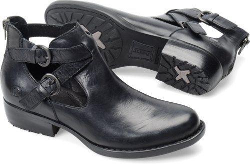 665aa140d9c Womens Kamilla in Black Engineer Boots