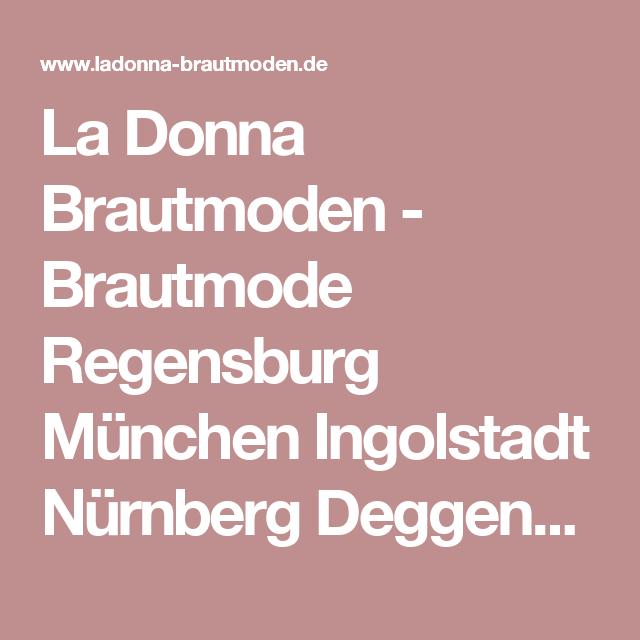 Brautmode in deggendorf