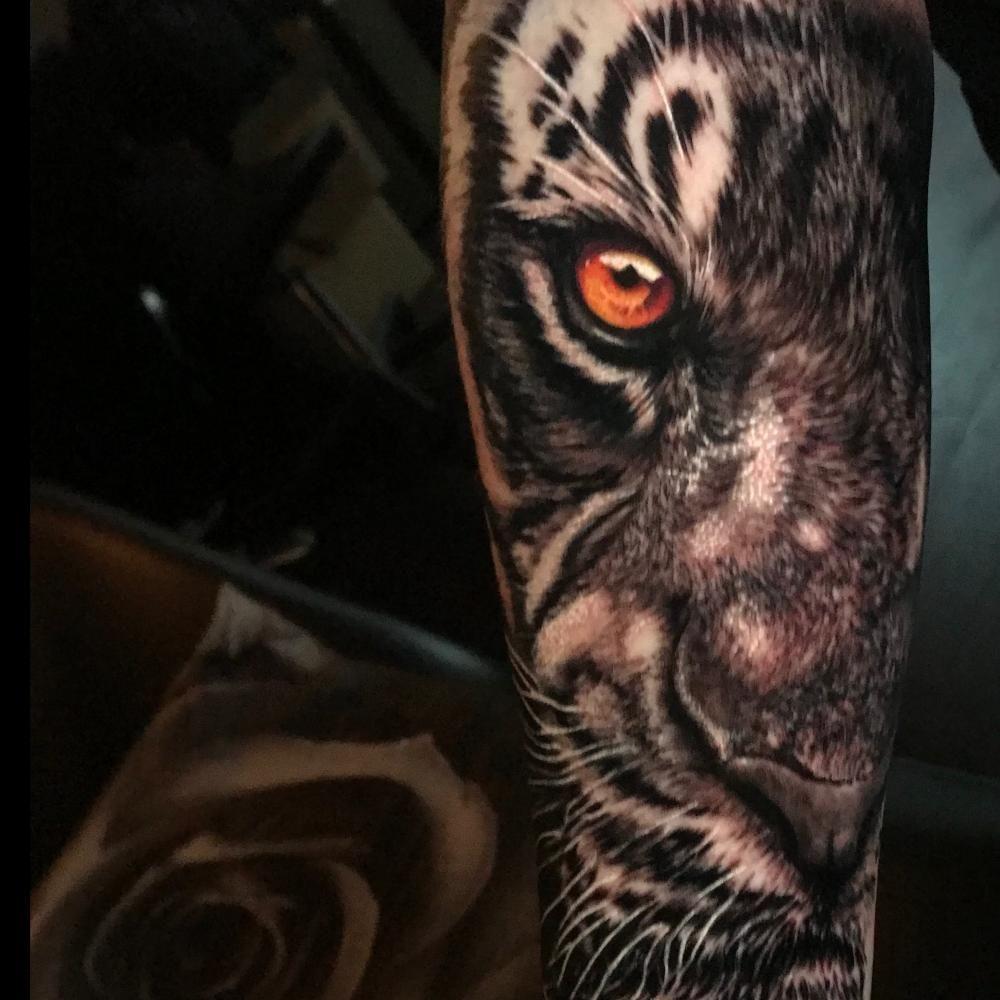 Clarke Tattooart Tattoo Artist In 2020 Animal Tattoos Beach Tattoo Minneapolis Tattoo