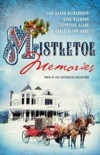 Mistletoe Memories by Multiple Authors #ChristmassChristianKindleBook  Spend a heartfelt Christmas on Schooley's Mountain as four generations make a house a home. Carpenter Stephan Yost vows to build a precocious spinster a home by Christmas. Civil War widow Mary Ann Plum learns the greatest peace on earth comes from giving and receiving love...
