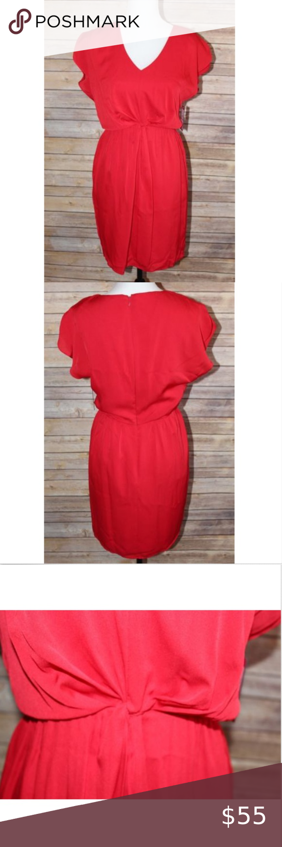 Vince Camuto Dress Red Holiday Dress Red Holiday Dress Clothes Design Vince Camuto Dress [ 1740 x 580 Pixel ]
