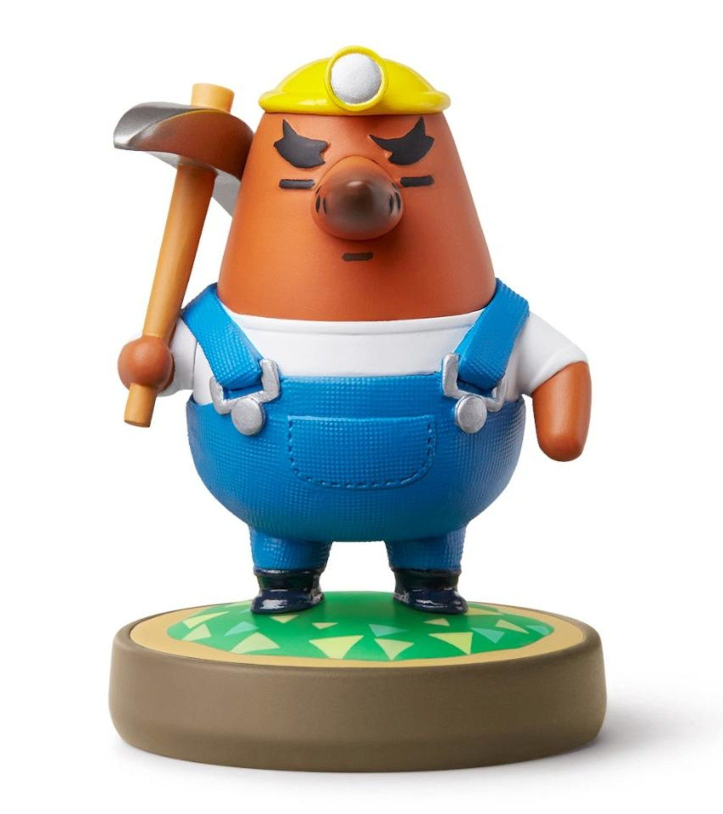 Mr. Resetti amiibo (Animal Crossing Series) (With images