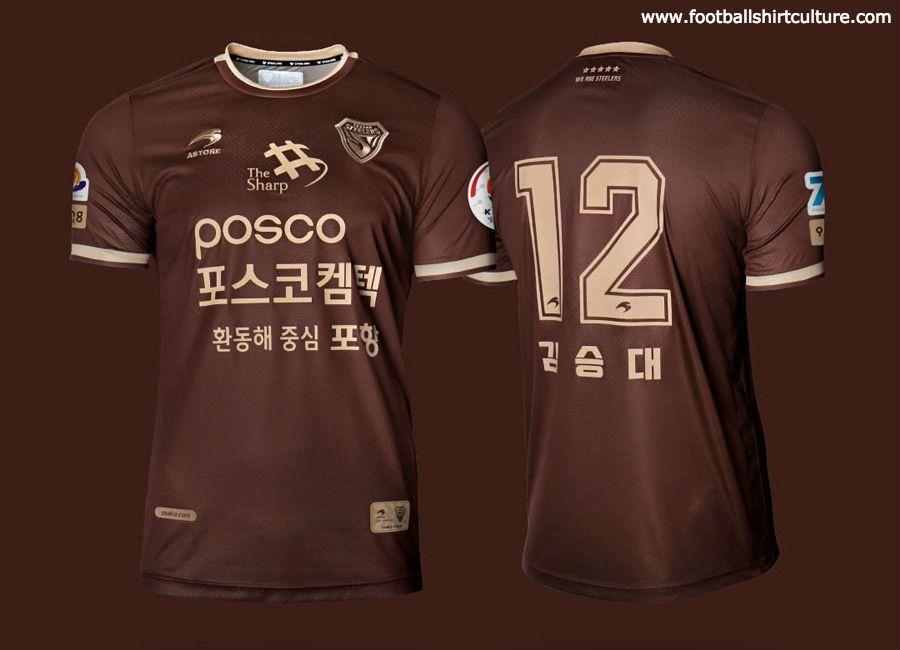 half off 5c685 72029 Pohang Steelers 2019 Astore Third Kit #PohangSteelers ...