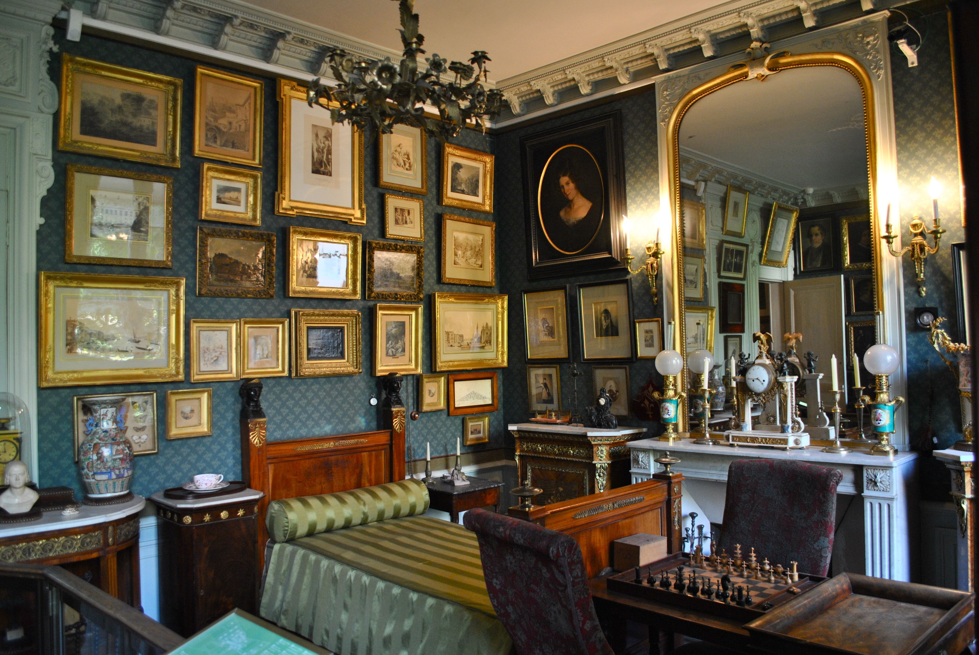 Hotel Musee Gustave Moreau 14 Rue De La Rochefoucauld