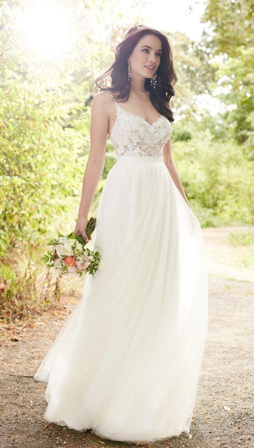 Featured Dress: Martina Liana; Wedding dress idea ...