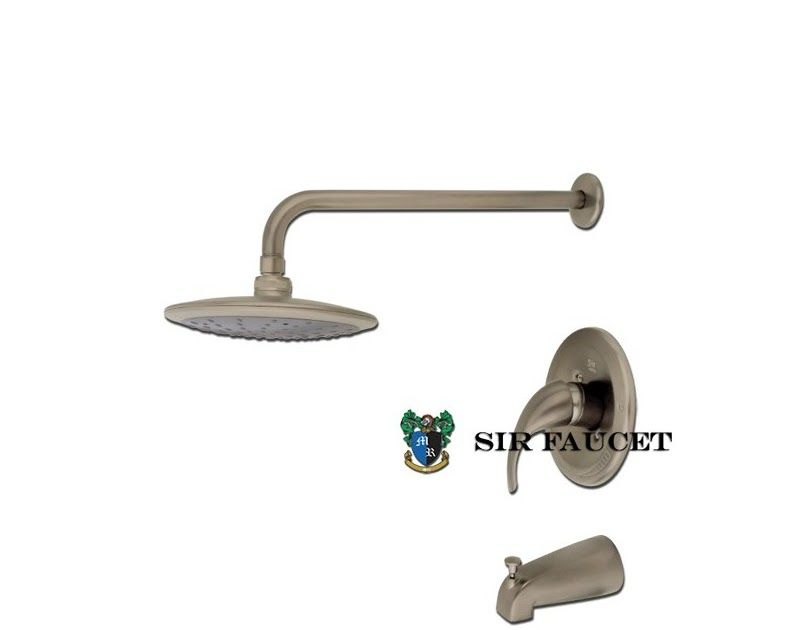 Kingston Brass Yosemite Kb2238yl Three Handle Tub Shower Faucet