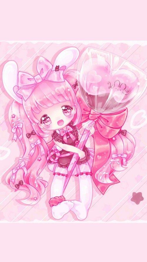 Art Girl Baby Girl And Beautiful Image Cute Anime Chibi Anime Japanese Animation Manga