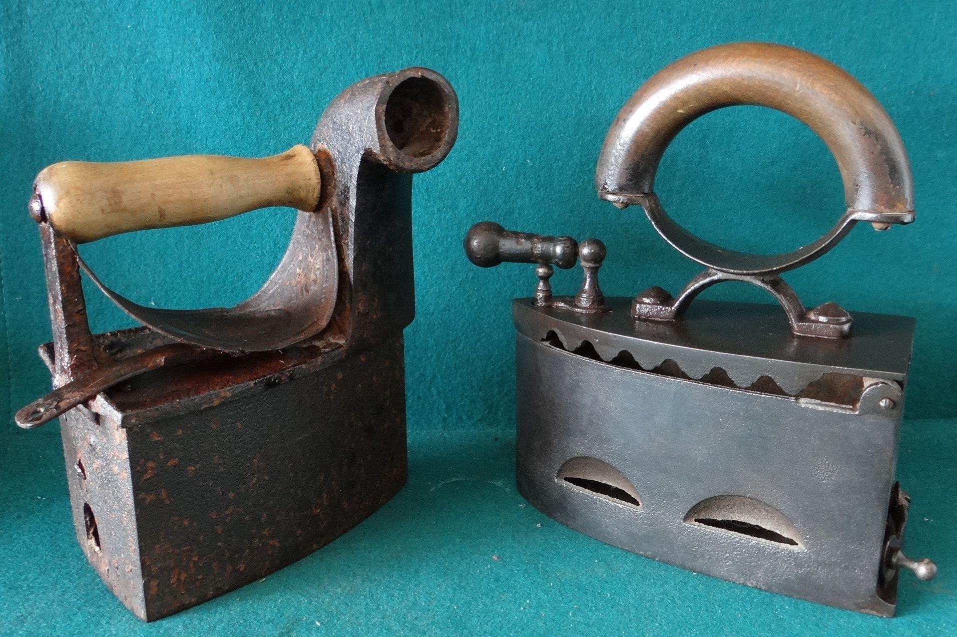 PLANCHAS ANTIGUAS DE CARBÓN. Usadas hace 100 años, Por nuestras bisabuelas.  anticuari2@gmail.com | Plancha antigua, Plancha
