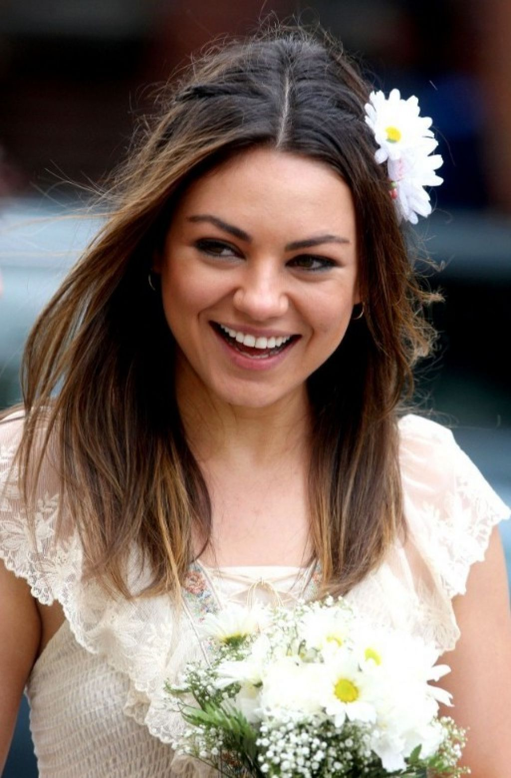 image result for bridal hairstyles thick hair | aerial's