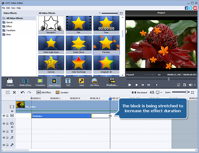 avs video editor for mac free download