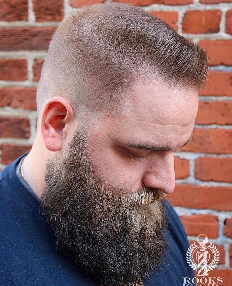 50 stylish hairstyles for men with thin hair flat top