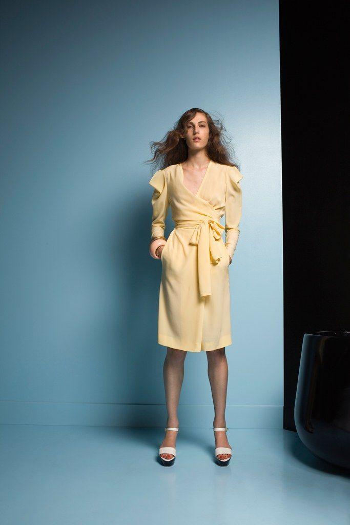 Sonia Rykiel Resort 2013 Fashion Show - Othilia Simon