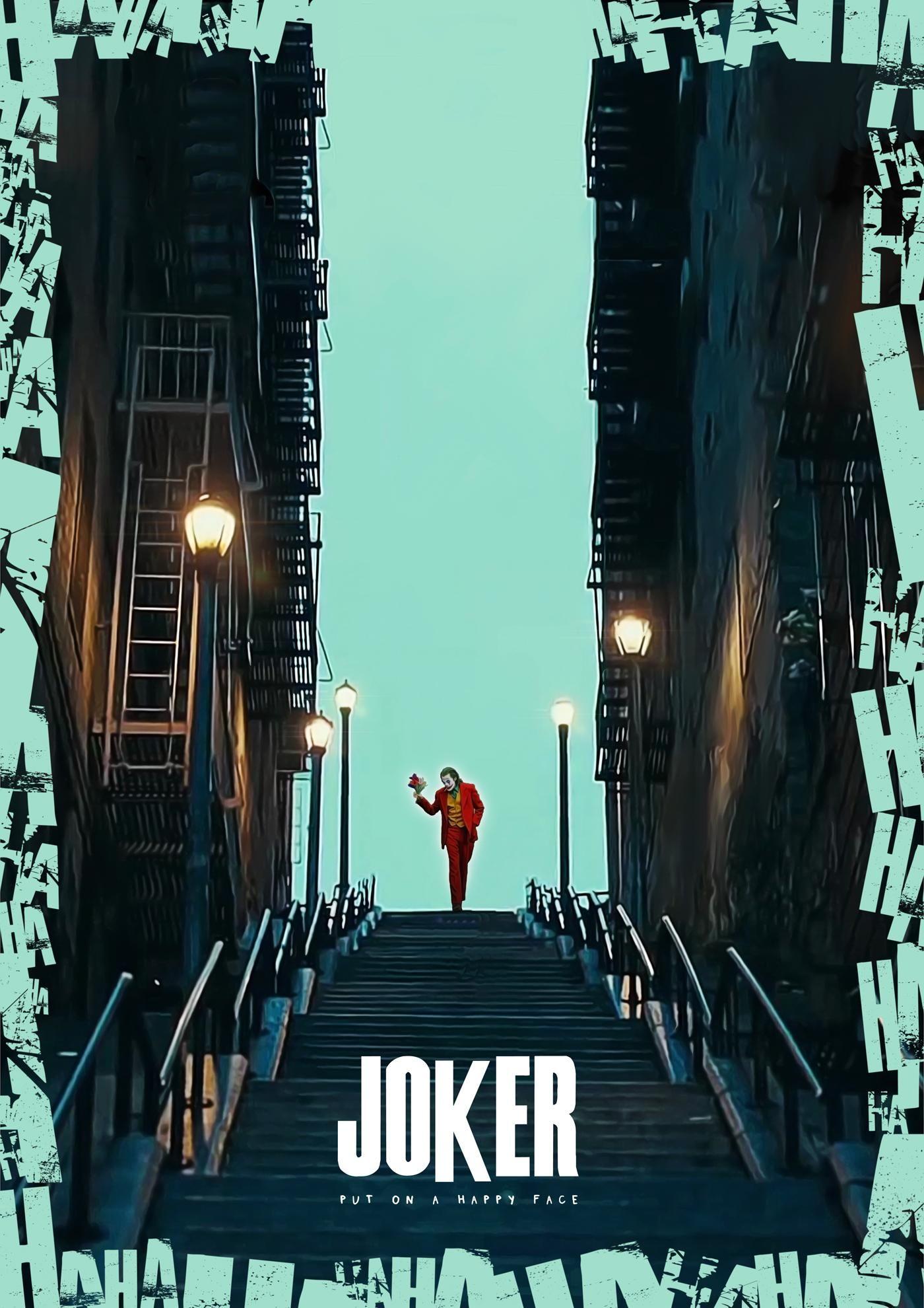 Joker 2019 1400 X 1980 Movieposterporn Posters