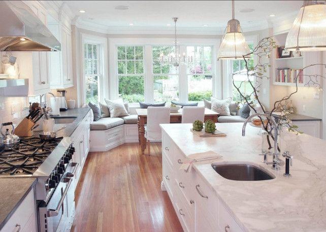 20 Beautiful Marble Kitchen Countertops | Kitchen Design