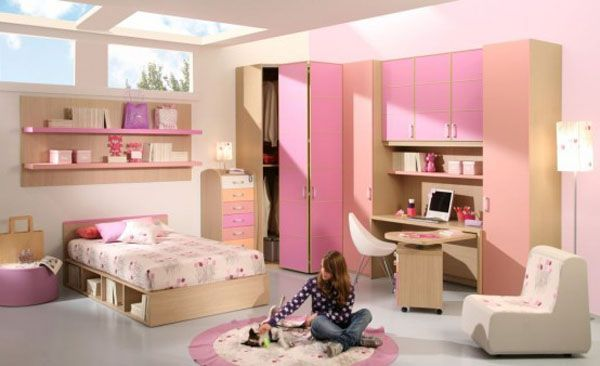 55 Room Design Ideas for Teenage Girls | Room, Teen and Bedrooms