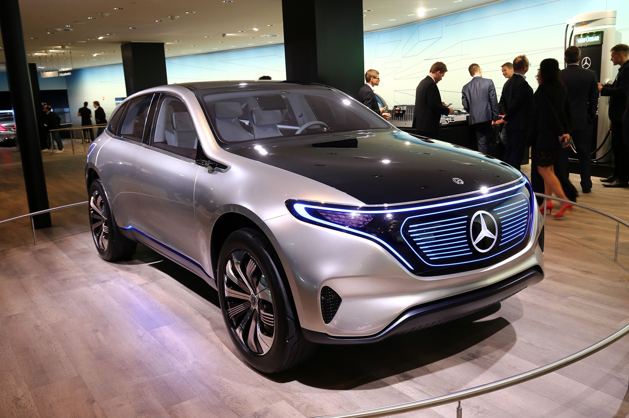 EVs May Force Mercedes to Stop Building the C Class in the U S