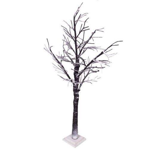 Gisela Graham Christmas Snowy Twig Tree 6.5ft - Gisela Graham Christmas Snowy Twig Tree 6.5ft Christmas