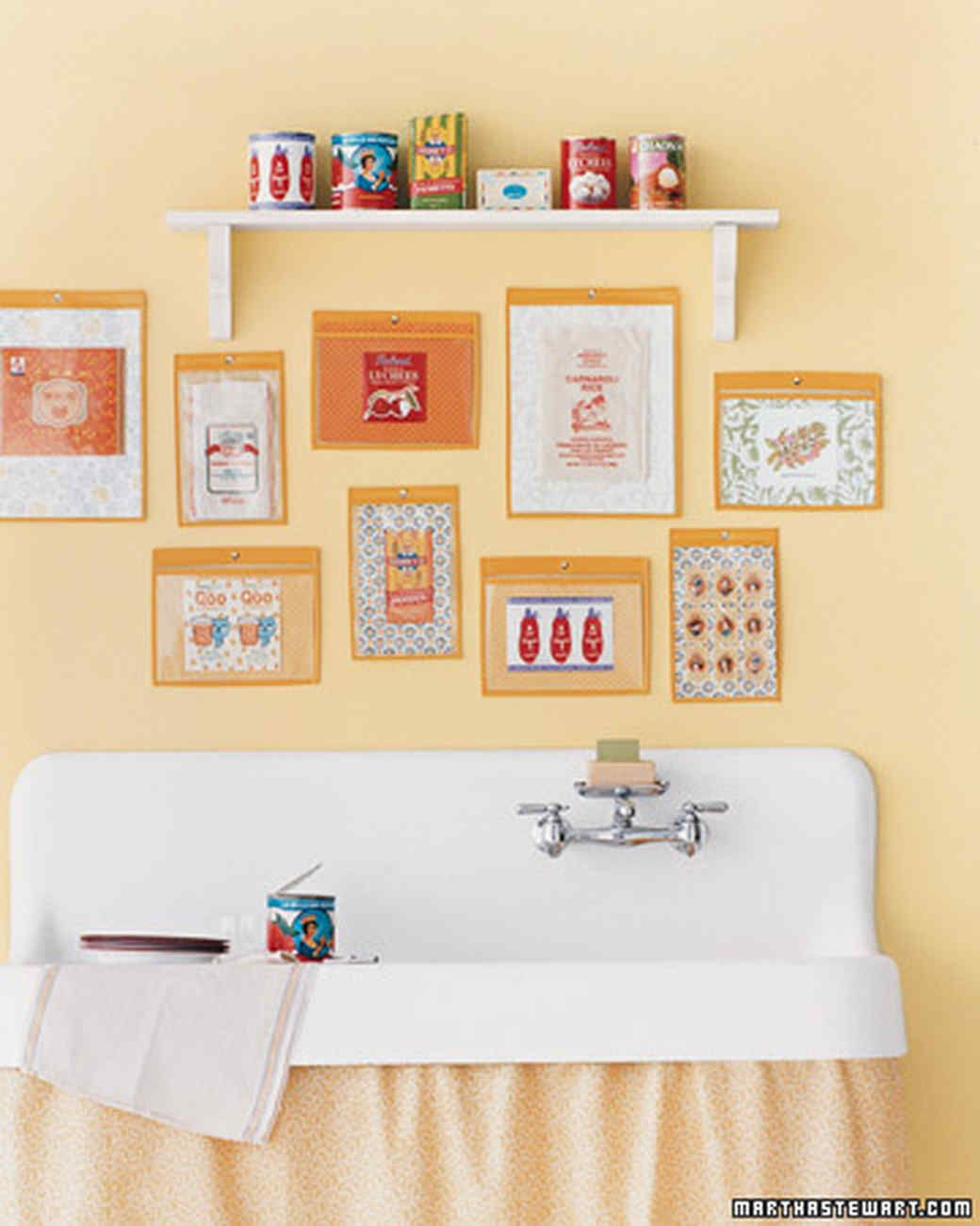 Quick Change Artists | Frame shop, Kitchen photos and Martha stewart