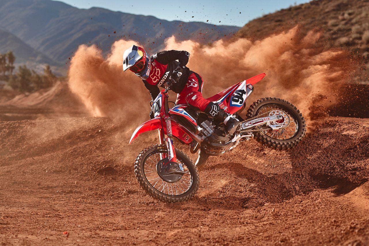 2019 Team Honda Hrc Supercross Intro Video Honda Dirt Bike Cool
