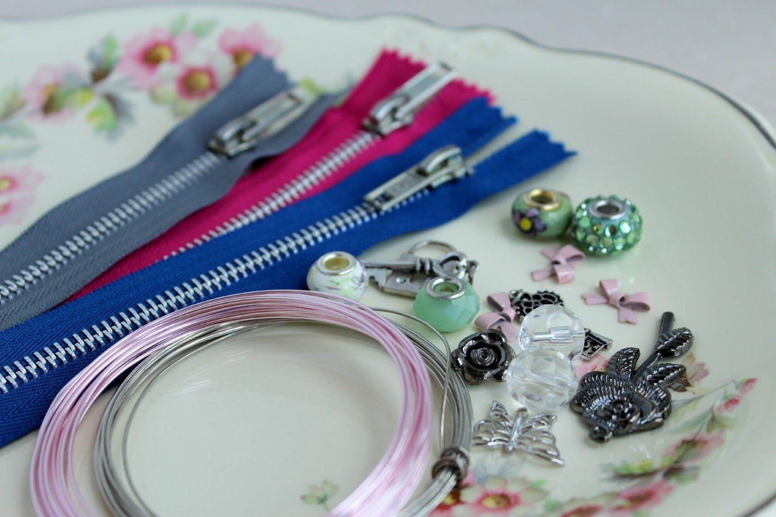 Raising up rubies a zipper bracelet tutorial i think this is