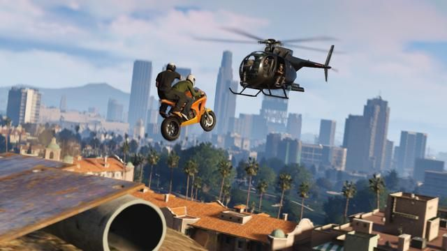 Grand Theft Auto V For Pc Xbox One Ps4 Not Delayed According To