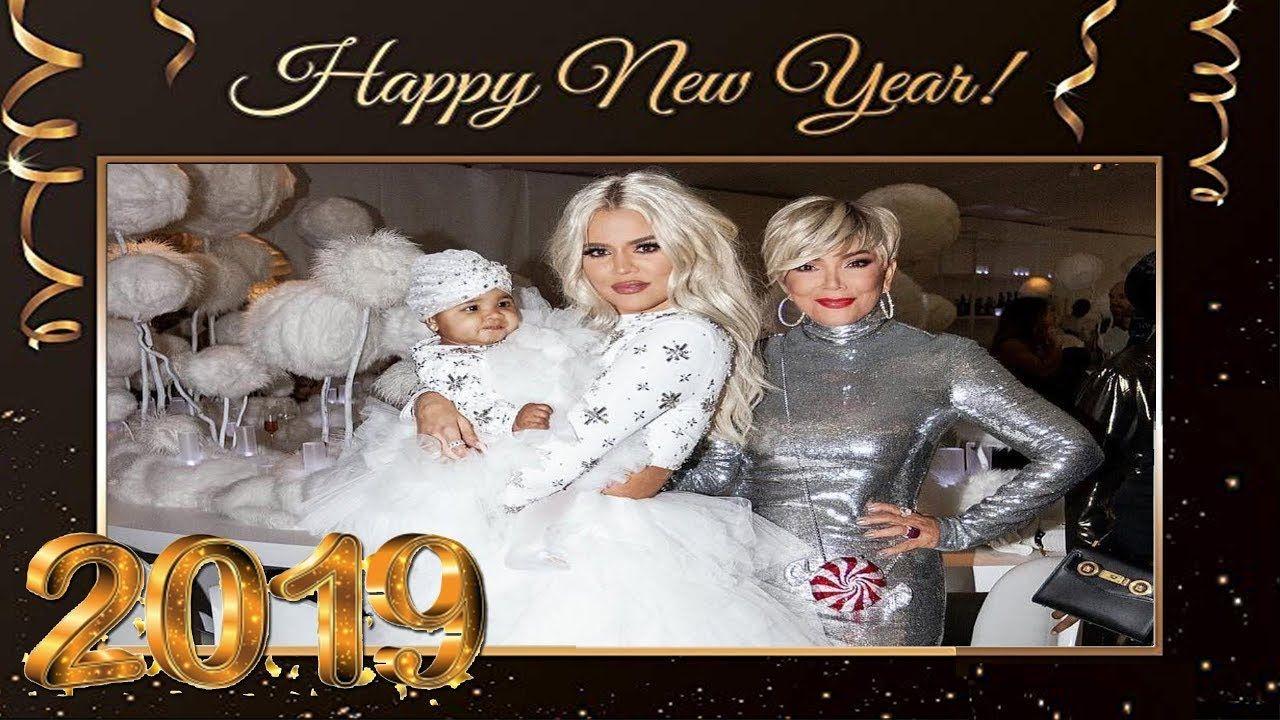 Kris Jenner New Years Eve 2019 🍾 NewYearsEve NYE