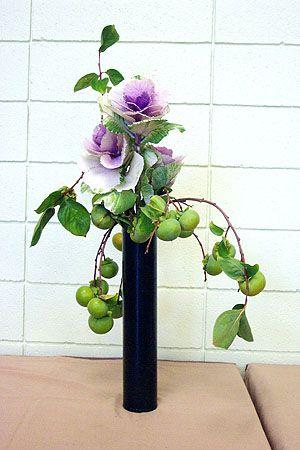 Nice ikebana arrangement