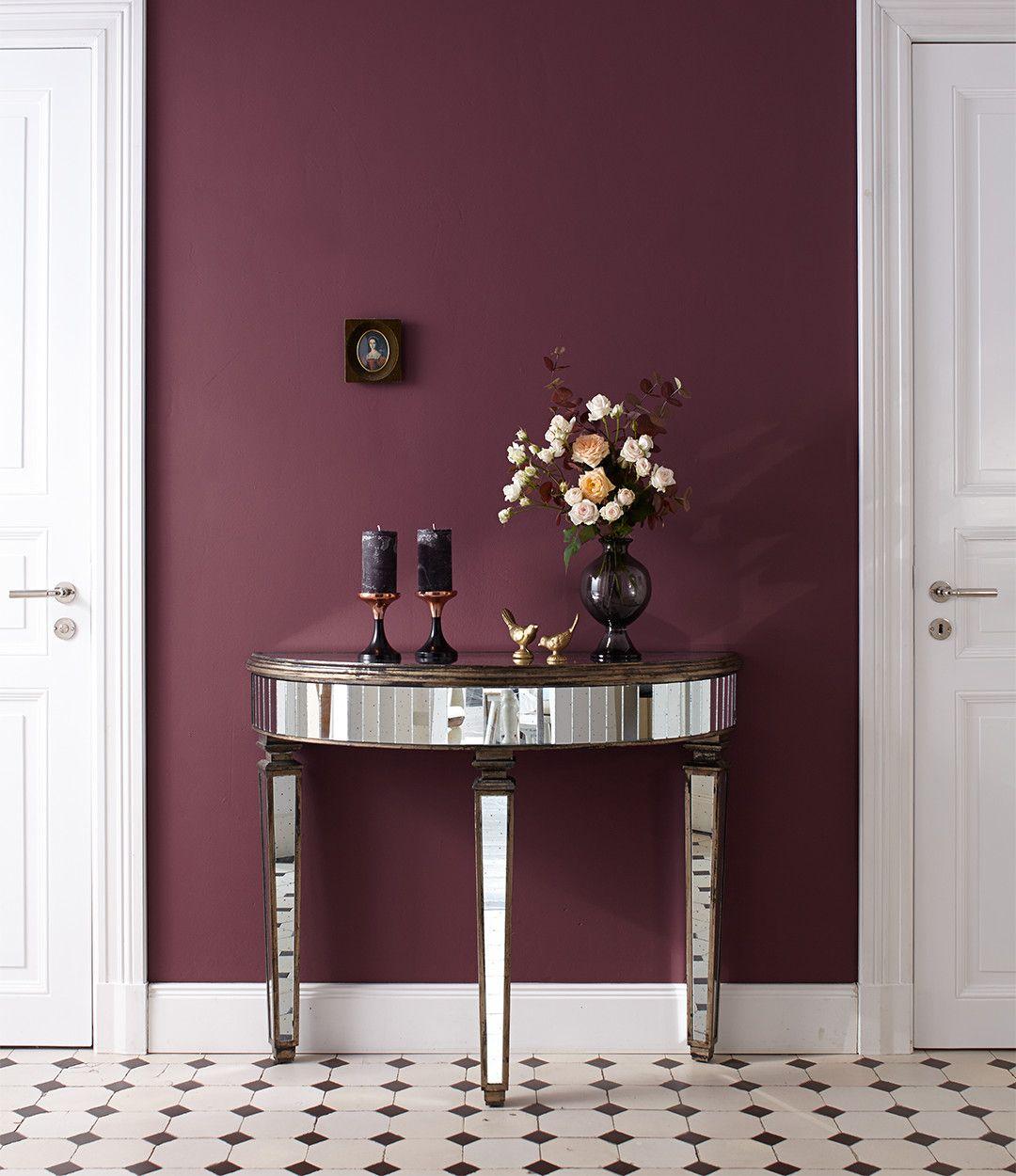 alpina feine farben no 17 farbe der k nige sorgt f r. Black Bedroom Furniture Sets. Home Design Ideas