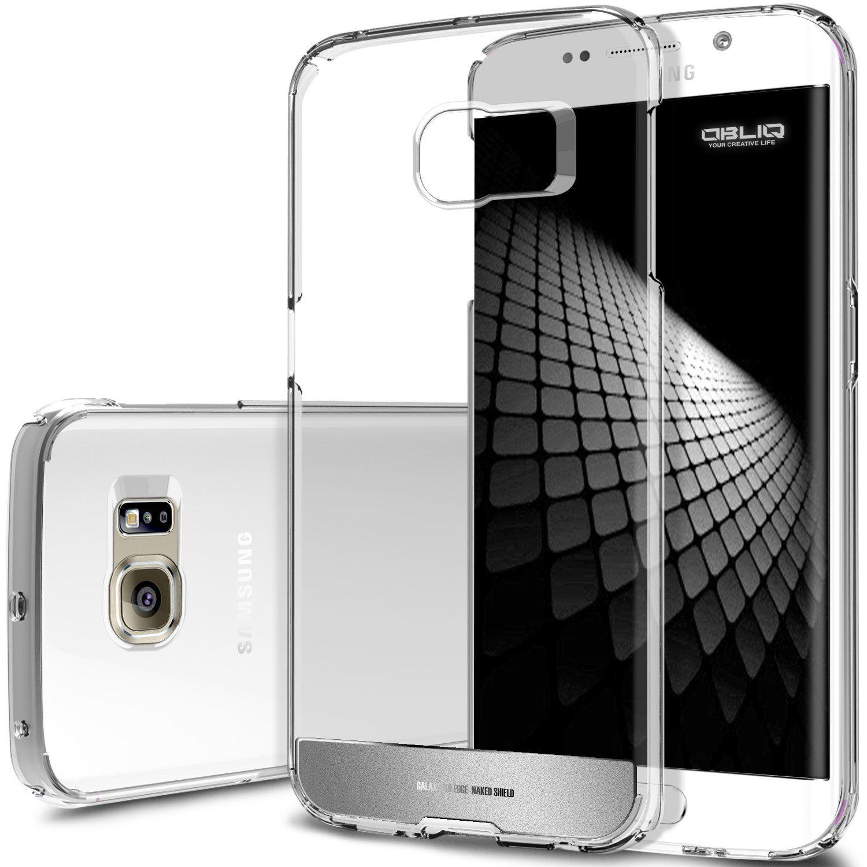 Galaxy S6 Edge Case Obliq [Invisible Drop Protection] Samsung Galaxy S6 Edge Cases