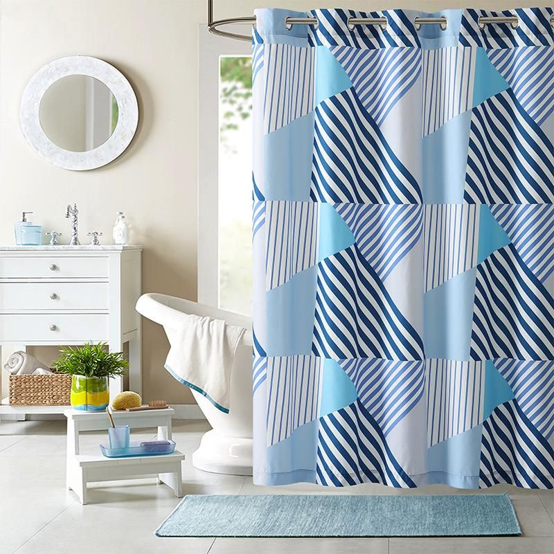 Lemon Spice Andrew Printed Shower Curtain Curtains Printed
