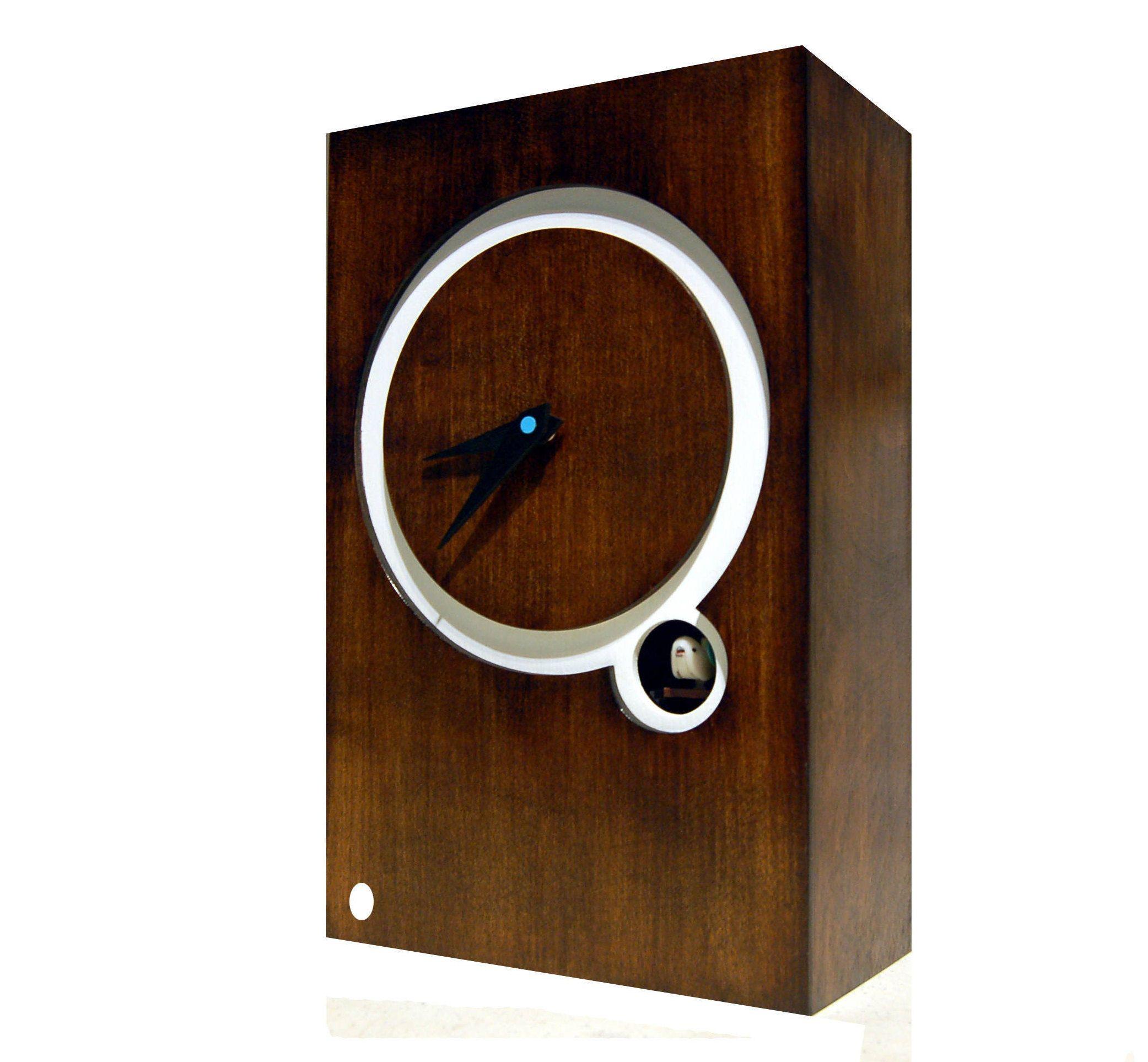 Modern Cuckoo ClockWall Clock With Moving Cuckoo