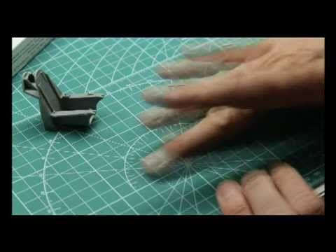 Tactics & Techniques Simulating Wiring Using Milliput