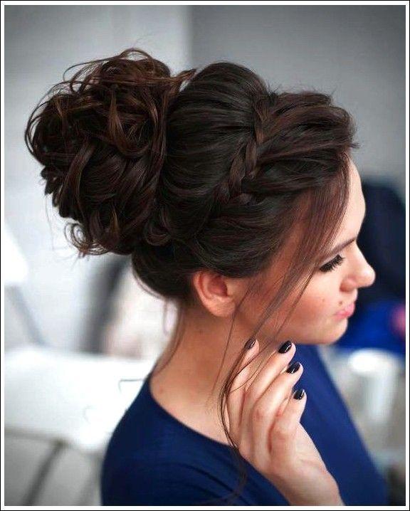 25 Schicke Geflochtene Updos F U00fcr Mittellanges Haar Wenn Sie Nach Ausgefallenen Abschluss Frisur Hochgesteckt Hochsteckfrisur Hochsteckfrisuren Lange Haare