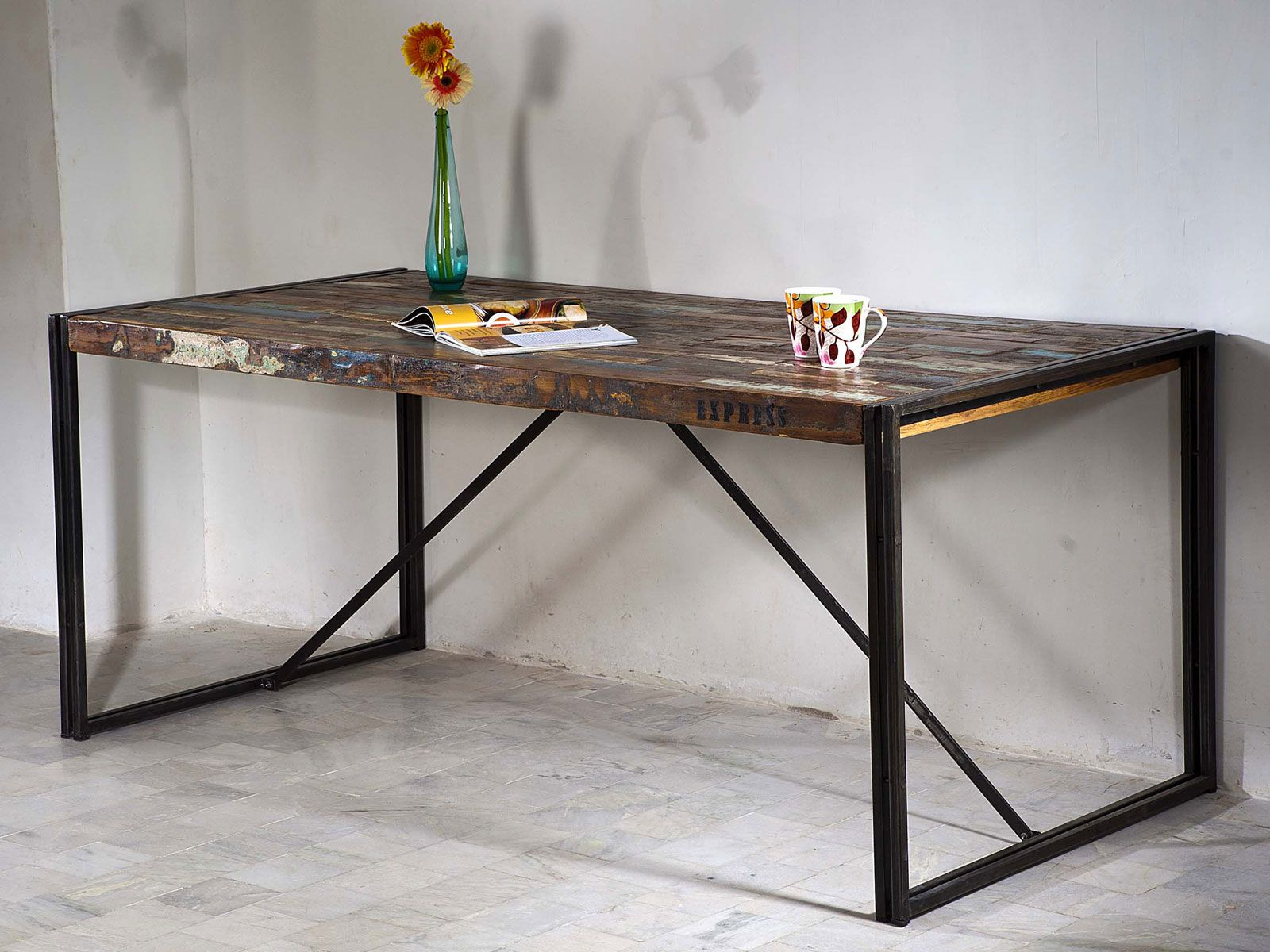 Holzplatte tisch kaufen perfect sekretr kamill paulownia for Esstisch quebec