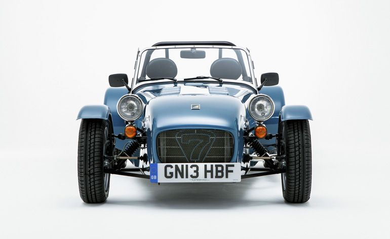 Caterham Seven 160: a back to basics car for the motoring purist | Lifestyle | Wallpaper* Magazine
