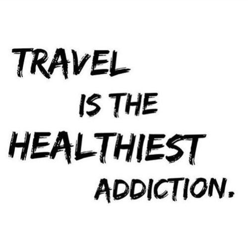 Wij staan 100% achter deze quote jullie ook? Travel is...  Instagram travelquote